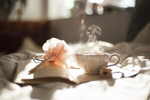 紅茶のアロマでリラックス